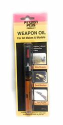 Petron Plus Weapon Oil lubricant Solutions Llc