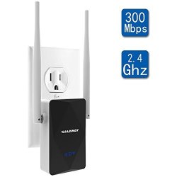 GALAWAY 300MBPS Wireless-n Wifi Long Range Extender With 360 Degree Full Coverage Wifi Repeater