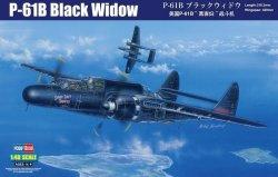 Hobbyboss - 1 48 - Us P-61B Black Widow Plastic Model Kit
