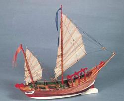 Amati Sampang - Model Ship Kit By