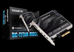 Gigabyte Titan Ridge THUNDERBOLT3
