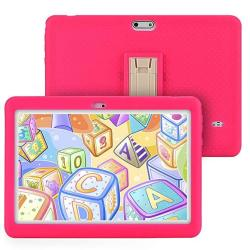 Tagital T10K Kids Tablet 10.1 Inch Display Kids Mode Pre-installed With Wifi Bluetooth And Games Quad Core Processor 1280X800 Ip
