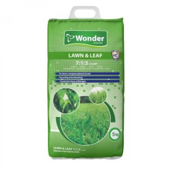 WONDER 7:1:3 5kg Lawn & Leaf Fertilizer