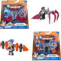 Rusty Rivets Core Build Packs Supplied May Vary