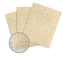Wausau Paper Astroparche Astroparche Aged Paper - 8 1 2 X 11 In 60 Lb Text Vellum 30% Recycled 500 Per Ream