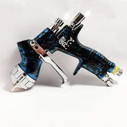 Air 2020 Professional Sparyer GTI Pro Lite Camouflage 1.3MM Nozzle W t Cup TE20 Cap Car Paint Tool Pistol Spray Gun