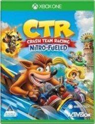 Activision Crash Team Racing Nitro-fueled Xbox One