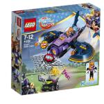 Lego Dc Super Hero Girls Batgirltm Batjet Chase: 41230