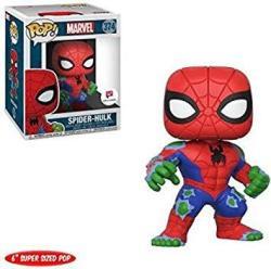Funko Pop Marvel Spider-hulk 6 Vinyl Collectible
