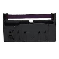 AIM Compatible Replacement - General Ribbon Compatible E285-US Purple P.o.s. Printer Ribbons 6 PK - Equivalent To ERC-18P - Generic