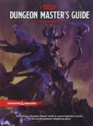 Dungeon Master&#39 S Guide Dungeons & Dragons Core Rulebooks Hardcover