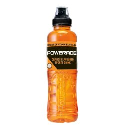 Powerade Sports Drink Orange 500 Ml