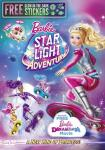 Barbie In Starlight Adventure DVD