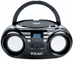 Teac PC-D90 Portable Radio And Cd Player