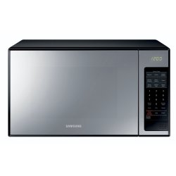 Samsung - 32LTR Electronic Microwave Mirror Finish