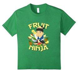 Fruit Ninja Official Kids Fruit Ninja - Yes Sensei 6 Grass