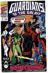 Guardians Of The Galaxy 17 First Appearance Comandeers punishers