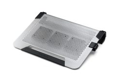 CM Notepal U3 Plus Silver Universal Notebook Cooling Stand