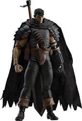Max Factory Berserk: Guts Black Swordsman Version Figma Action Figure