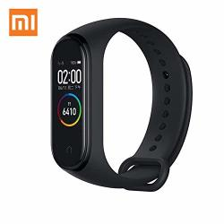 Xiaomi Mi Band 4 Fitness Tracker Newest 0.95 Color Amoled Display Bluetooth 5.0 Smart Bracelet Heart Rate Monitor 50 Meters Waterproof Bracelet With 135MAH