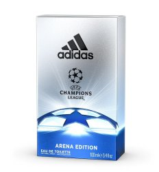 Adidas Champions League Arena Edition Eau De Toilette - 100ml