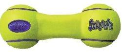 Kong - Airdog Yellow Squeaker Dumbbell Medium