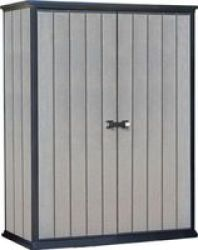 Keter - High Store Garden Shed