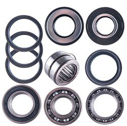 Rear Differential Bearing and Seal Kit for Honda FourTrax 300 TRX300 CycleATV Cycle ATV