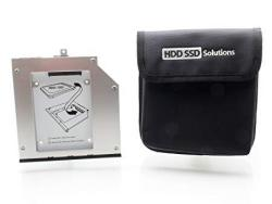 Hdd SSD Caddy Adapter For Lenovo W540 W541 T540 T440P Original Newmodeus  Caddy W Carrying Pouch | R1175 00 | Hard Drive Enclosures | PriceCheck SA