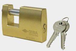 Cisa Logoline Insurance Lock 70MM Kd