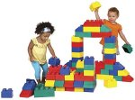 Edushape Edublocks Set Of 50 Blocks