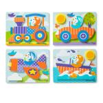 First Play Jigsaw Puzzle Set Vehicle