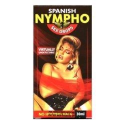 Spanish Nympho Sex Drops
