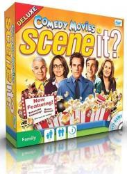 Scene It? Comedy Movies Deluxe Edition