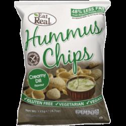 Chips Hummus - Creamy Dill