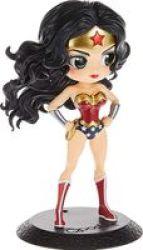 Qposket Dc Comics Figure - Wonder Woman 14CM - Parallel Import