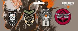 Numskull Call Of Duty Official Black Ops 4 Pin Badge Set