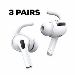 Proof Labs Airpods Pro Ear Hooks Covers Compatible With Apple Airpods Pro White