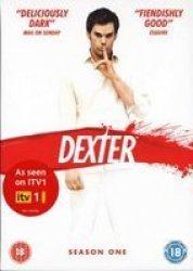 Dexter season 1 - DVD Movie