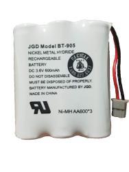 JustGreatDealz Jgd BT-905 BT-800 BBTY0663001 Battery Compatible With Uniden BT905 BT800 BT-1006 BP-905BBTY-0444001 BBTY-0449001 Panasonic P-P501 P-P508 At&t 200 2403
