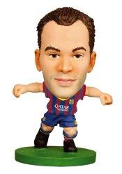 SEI Barcelona Soccerstarz - Andres Iniesta
