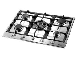 ac329605be Deals on Faber Built-in Stainless Steel 5 Burner Gas Hob 75CM ...