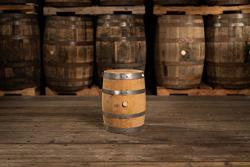 5 Gallon Used Bourbon Barrel - Ready To Fill
