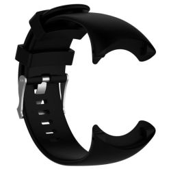 Suunto Silicone Strap With Metal Clasp For Core Watch One Size Fits All