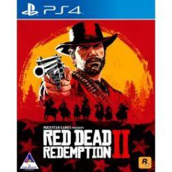 Rockstar PS4 Red Dead Redemption 2
