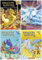 Dragon Masters Series Collection Set Books 9- 12
