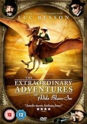 Extraordinary Adventures Of Adele Blanc-sec Import Dvd