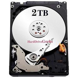 """2TB 2.5"""" Laptop Hard Drive For Lenovo Ideapad Y470P Y480 Y500 Y510 Y510P Z360"""