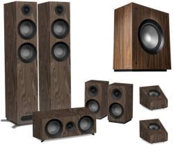 Jamo S 809 Hcs Plus 5 1 2 Loudspeaker System And Onkyo TX-NR686 - Walnut |  R | Hi-Fi Speakers & Sound Bars | PriceCheck SA