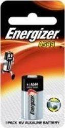 Energizer Energiser Alkaline 6v A544 Battery